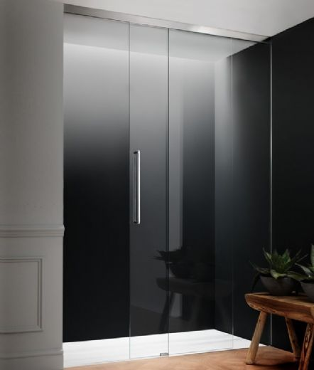 Majestic Harmony Grande Shower Sliding Door Enclosure